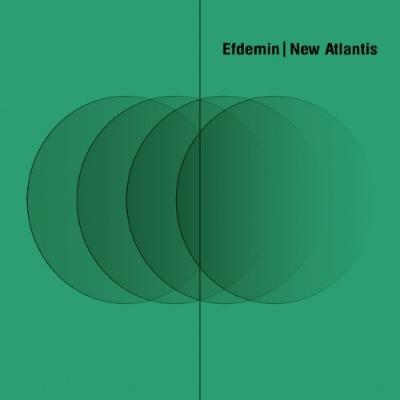 Efdemin - New Atlantis (2LP+Download)