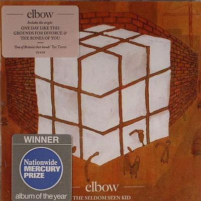 Elbow - Seldom Seen Kid (New Version) (cover)