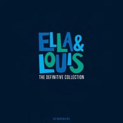 Ella & Louis - Definitive Collection (4LP)