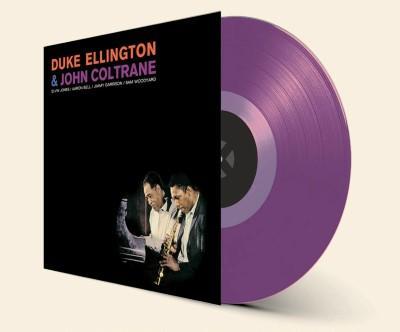 Ellington, Duke & John Coltrane - Duke Ellington & John Coltrane (Limited) (Transparent Purple Vinyl) (LP)