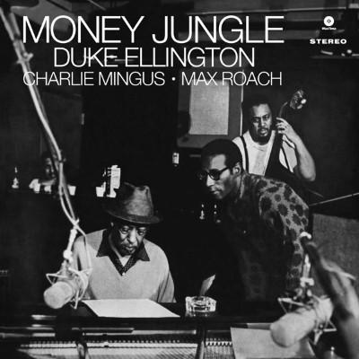 Ellington, Duke - Money Jungle (LP)