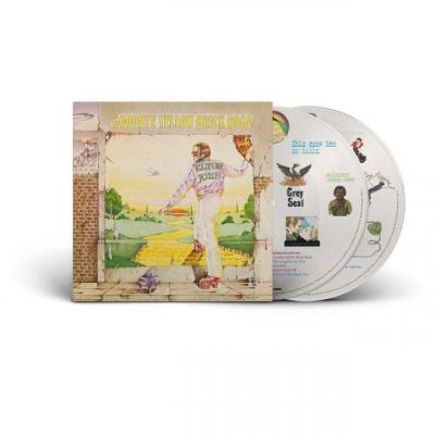John, Elton - Goodbye Yellow Brick Road (Picture Disc) (2LP)