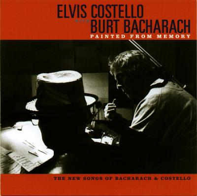 Costello, Elvis & Bacharach, Burt - Painted From Memory (cover)