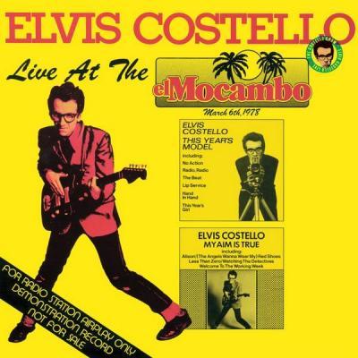 Costello, Elvis - Live At The El Mocambo (cover)