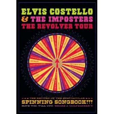 Costello, Elvis - Return Of The Spectacular Spinning Songbook (DVD) (cover)