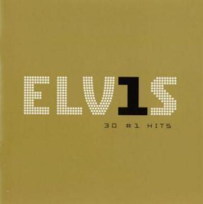 Presley, Elvis - Elvis 30 #1 Hits (cover)