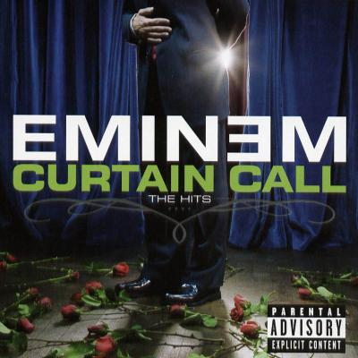 Eminem - Curtain Call: The Hits (cover)