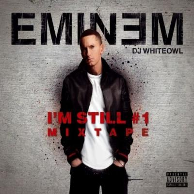 Eminem  - Im Still #1 - The Mixtape (cover)
