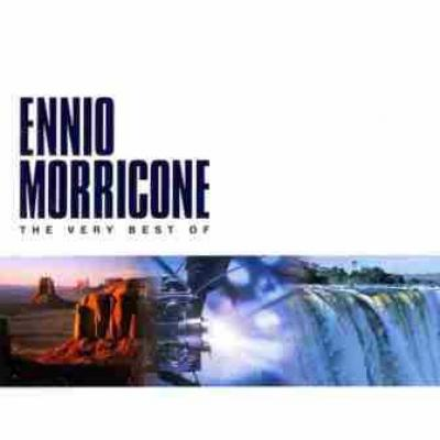 Morricone, Ennio - Very Best Of (cover)