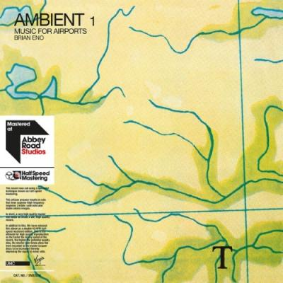 Eno, Brian - Ambient 1 (Music For Airports) (LP)