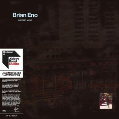 Eno, Brian - Discreet Music (2LP)