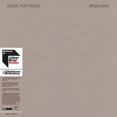 Eno, Brian - Music For Films (LP)