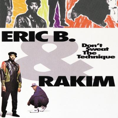 Eric B. & Rakim - Don't Sweat the Technique (2LP)