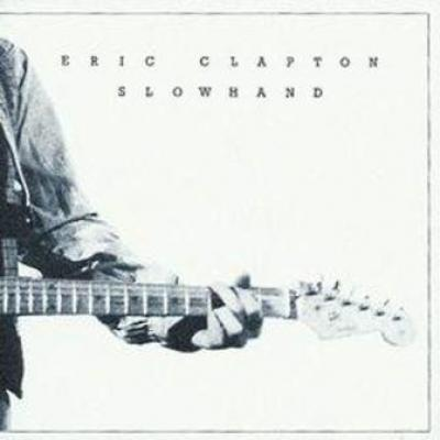 Clapton, Eric - Slowhand (35th Anniversary) (LP) (cover)