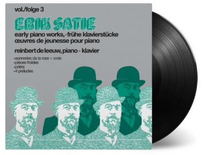 Erik Satie & Reinbert De Leeuw - Early Pianoworks Vol. 3 (LP)