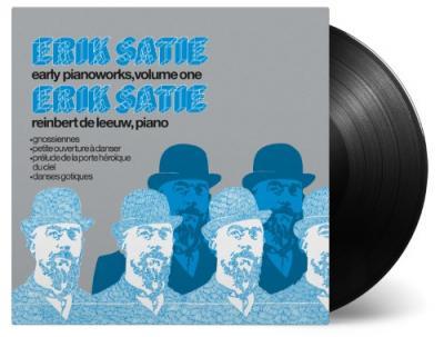 Erik Satie & Reinbert De Leeuw - Early Pianoworks Vol. 1 (LP)