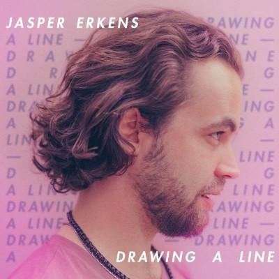 Erkens, Jasper - Drawing A Line (LP)