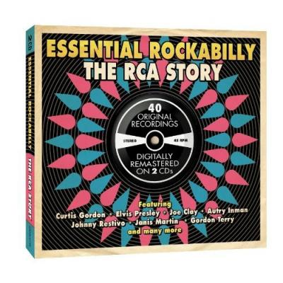 Essential Rockabilly: The RCA Story (cover)