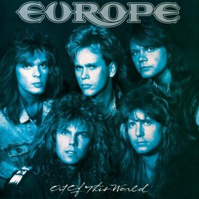 Europe - Out of This World (Transparent Blue Vinyl) (LP)