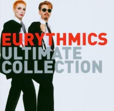 Eurythmics - Ultimate Collection (cover)