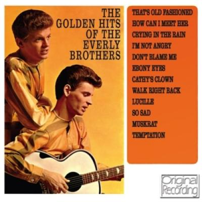 Everly Brothers - Golden Hits Of The Everly Brothers (cover)