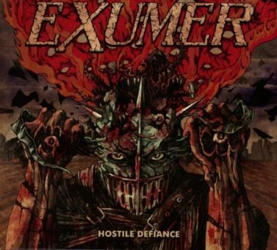 Exumer - Hostile Defiance (LP)