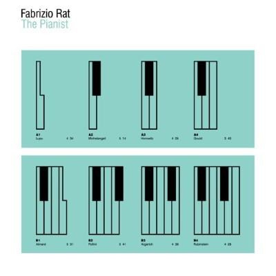 Fabrizio Rat - Pianist (LP)