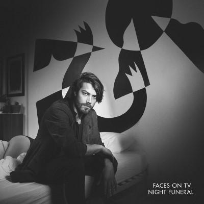 Faces On TV - Night Funeral (Red Vinyl) (LP+Download)