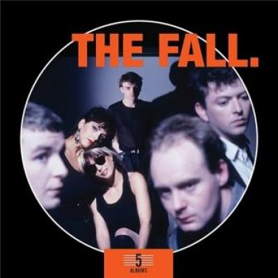 Fall - 5 Albums Box Set (5CD) (cover)