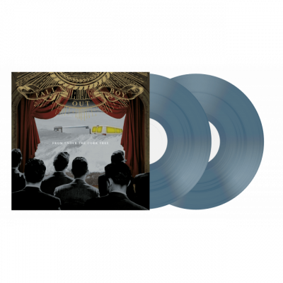 Fall Out Boy - From Under The Cork Tree (Translucent Blue Vinyl) (2LP)