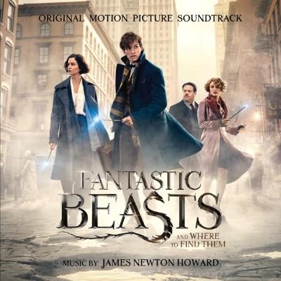 Fantastic Beasts And Where To Find Them (OST) (2LP)