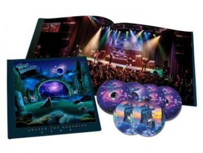 Fates Warning - Awaken the Guardian Live (Artbook) (4CD+DVD+BluRay)