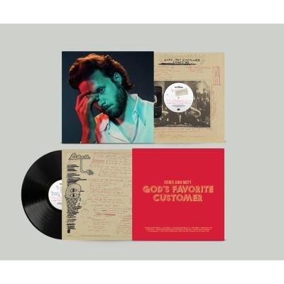 Father John Misty - God's Favorite Customer (LP+Download)