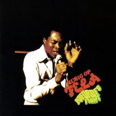 Fela Kuti - Roforofo Fight + The Fela Singles (2CD) (cover)