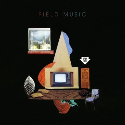 Field Music - Open Here (Coloured Vinyl) (LP+Download)