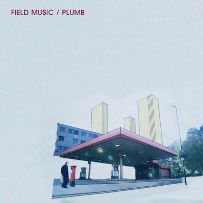 Field Music - Plump (LP) (cover)