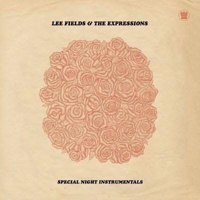Fields, Lee & The Expressions - Special Night Instrumentals (LP)