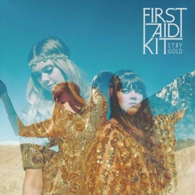 First Aid Kit - Stay Gold -lp+cd- (cover)