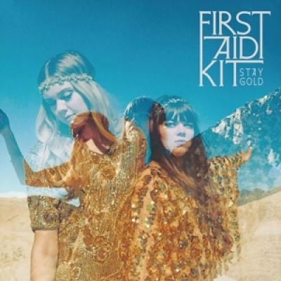 First Aid Kit - Stay Gold (cover)