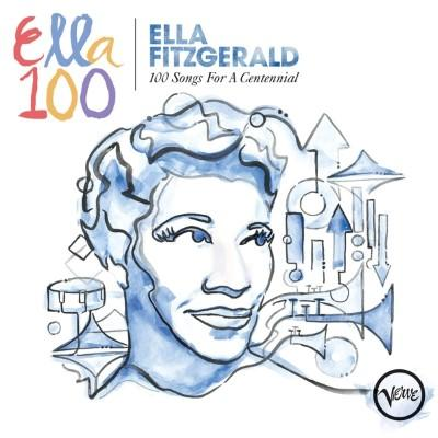 Fitzgerald, Ella - 100 Songs For a Centennial (4CD)