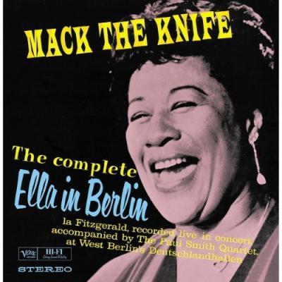 Fitzgerald, Ella - Mack the Knife (Ella In Berlin) (LP)