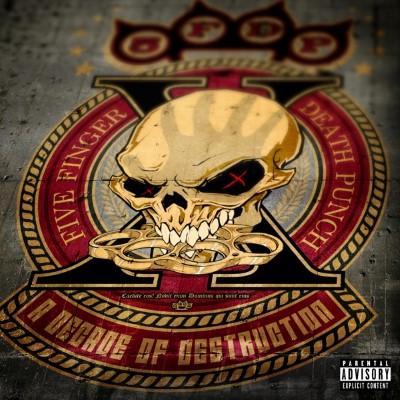 Five Finger Death Punch - A Decade of Destruction (2LP)