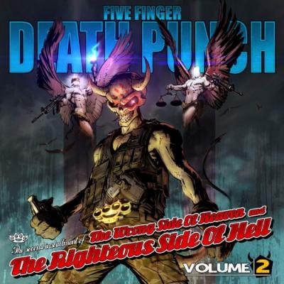Five Finger Death Punch - Wrong Side of Heaven and the Righteous Side of Hell Vol. 2 (2LP)