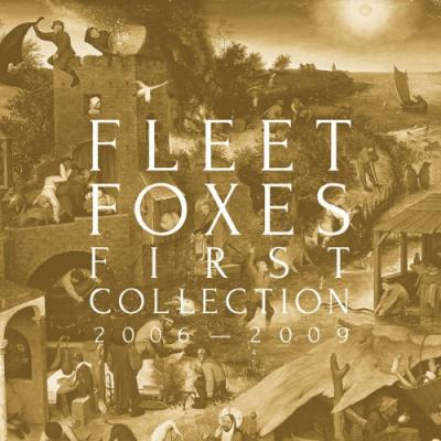 Fleet Foxes - First Collection (4CD+Book)