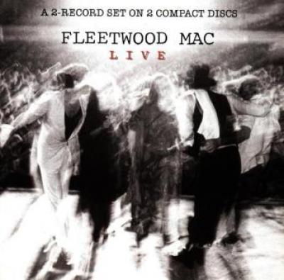 Fleetwood Mac - Live (2CD) (cover)