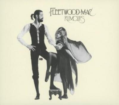 Fleetwood Mac - Rumours (Deluxe 3CD) (cover)