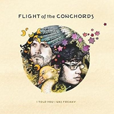 Flight Of The Conchords - I Told You I Was Freaky (Light Green) (LP)