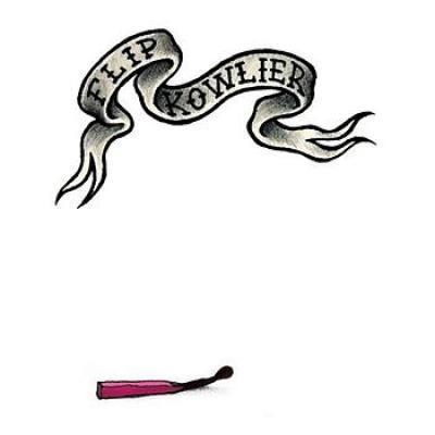 Kowlier, Flip - In De Fik (LP)