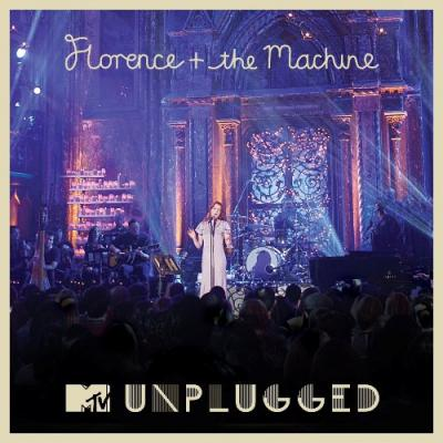Florence & The Machine - Mtv Unplugged (CD+DVD) (cover)