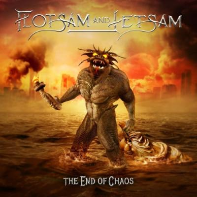 Flotsam & Jetsam - End of Chaos (Clear Orange Vinyl) (LP)
